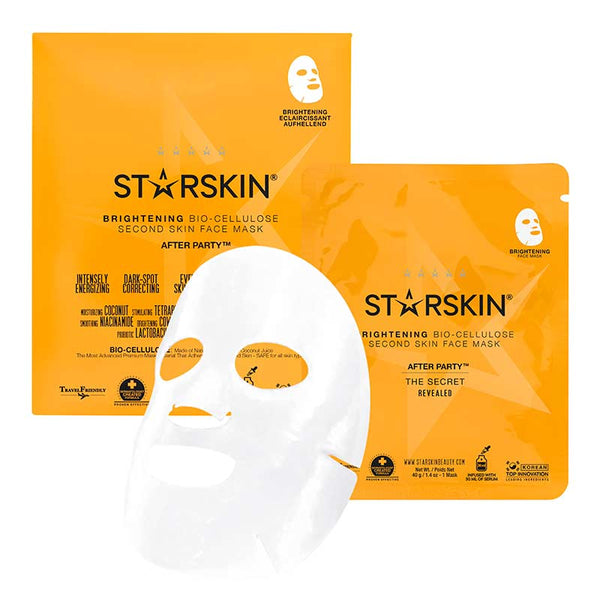 STARSKIN After Party Brightening Face Mask