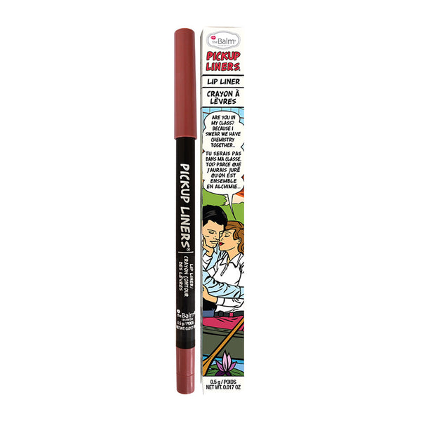 theBalm Pick Up Liners Lip Liner Chemistry