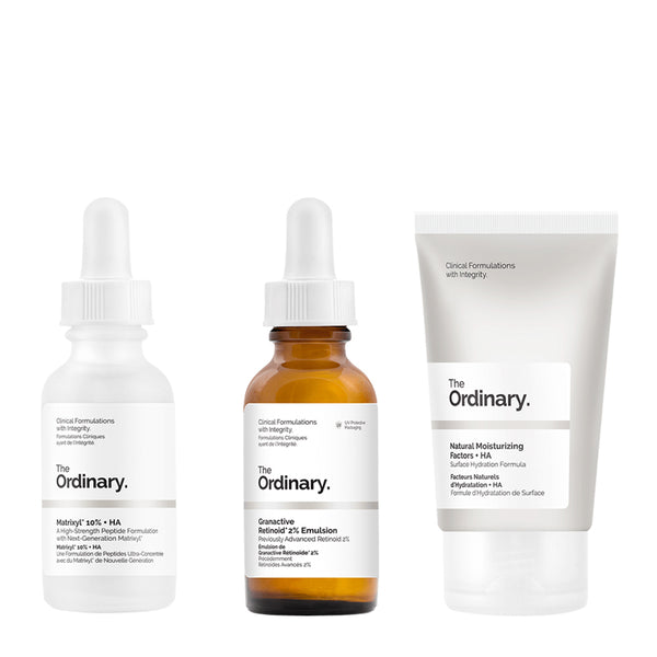 The Ordinary The No-Brainer Set | The Ordinary Skin Care Set