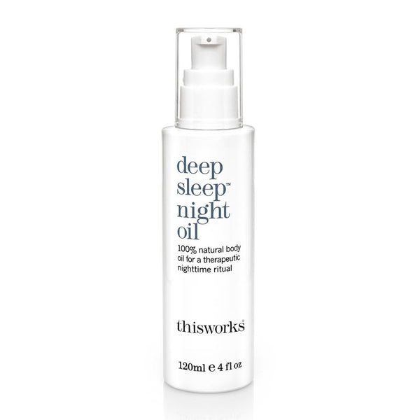This Works Deep Sleep Night Oil | Body Oil | Natural Sleep Aid
