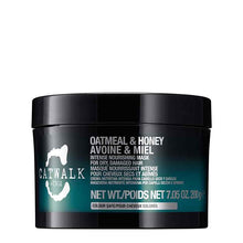 Tigi Catwalk Oatmeal and Honey Intense Hair mask