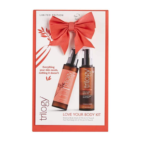 Trilogy Love Your Body Gift Set | Trilogy Body Gift Set