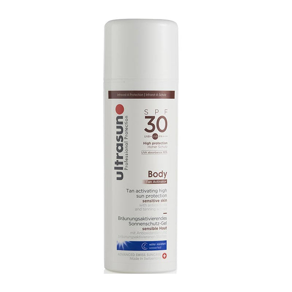 Ultrasun Body Tan Activator SPF 30