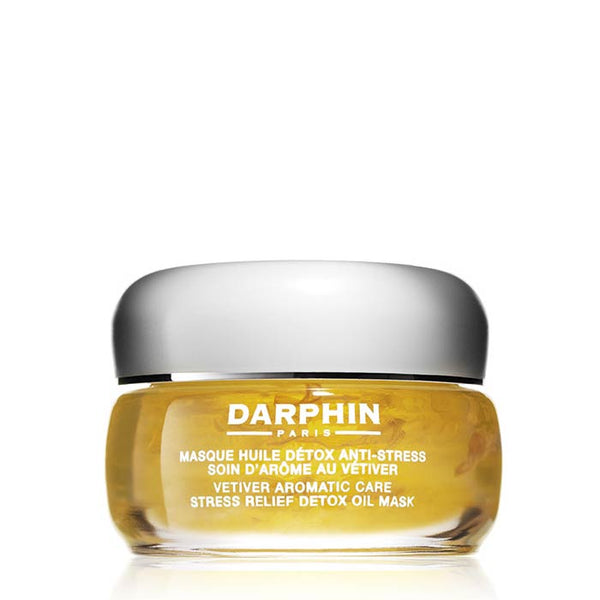 Darphin Essential Oil Elixir Vetiver Aromatic Care Stress Relief Detox Oil Mask