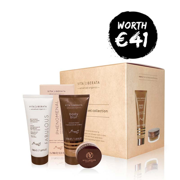 Ultimate Tan Collection Worth €41