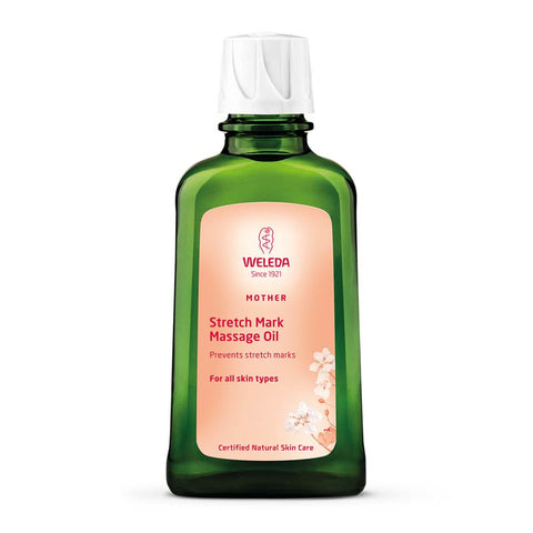 Weleda Mother Stretch Mark Massage Oil