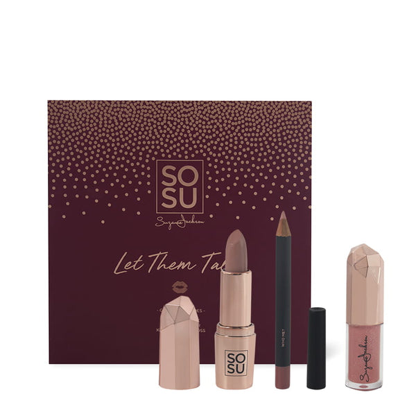 Let Them Talk... Lip Drawer Gift Set