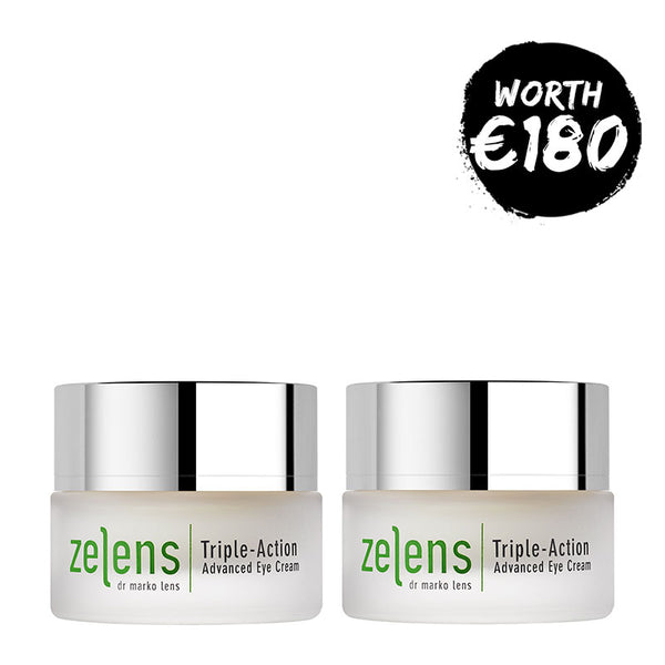Zelens Triple Action Eye Cream Duo