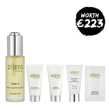 Zelens Power D Collection skincare set