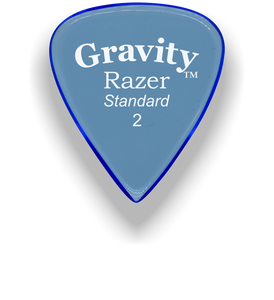 Razer Standard 2.0mm Blue Guitar Pick