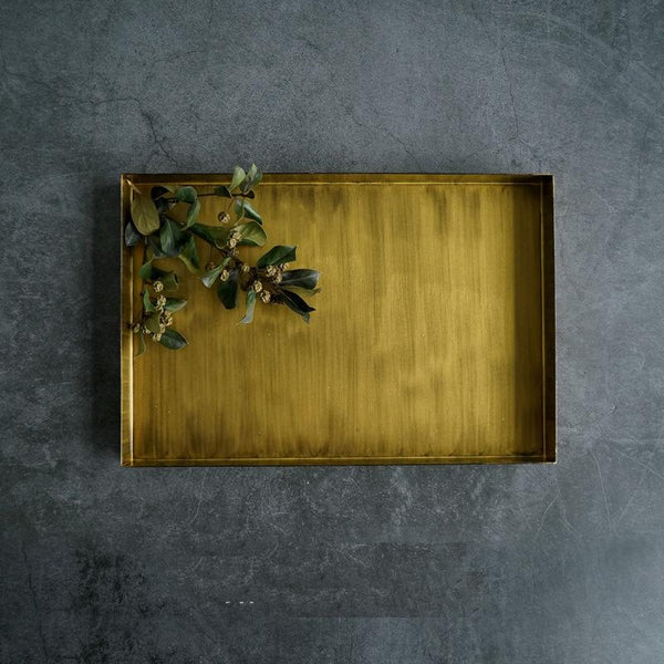 Grenaa Rectangular Tray - Simply Hygge