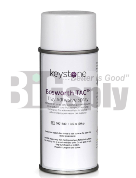 Alginate Tray Adhesive Spray- Keystone