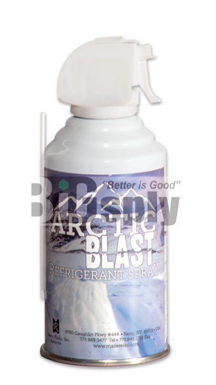 ARCTIC BLAST-Endo spray 10 oz/can