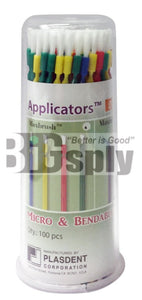 Bendable Brush Applicator