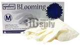 Gloves Latex Powder Free-Blooming 100/bx