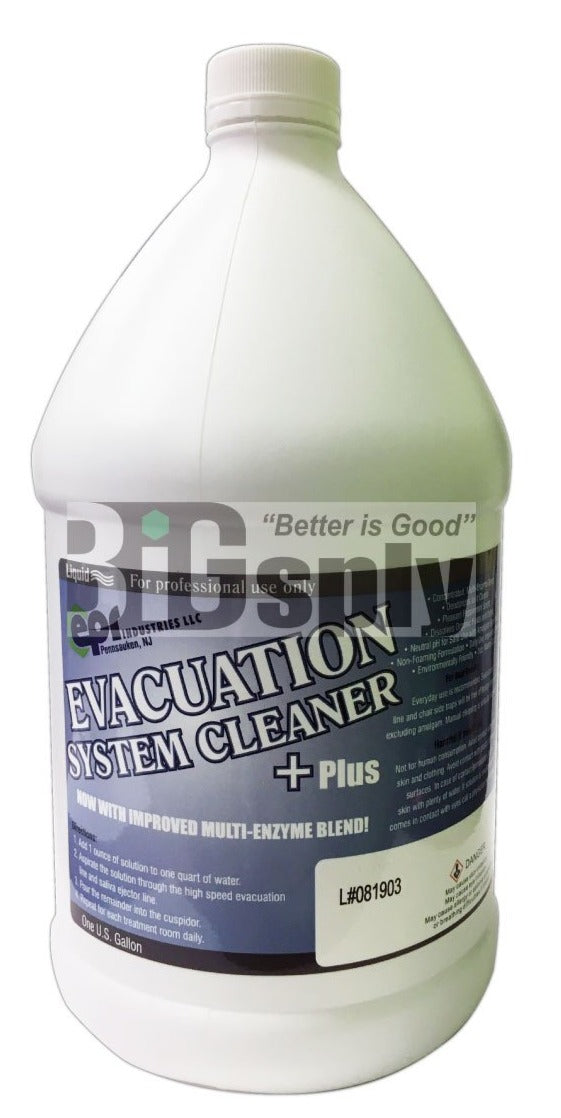 Evacuation System Cleaner Plus