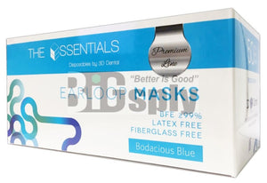 Face Mask-Level 2 Essentials Premium 50/bx