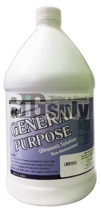 Ultrasonic Cleaner General Purpose Liquid