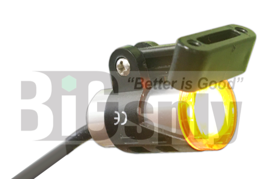 Autofocus LED Light Attachment