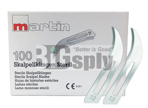 Surgical Blades #12/#15 100/bx