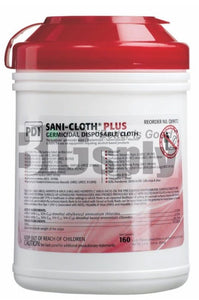 Sani-Cloth Plus Wipes