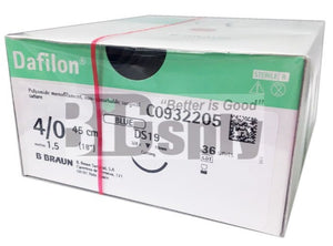 Sutures - Non-absorbable Nylon 36/bx