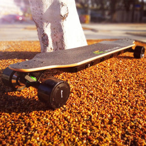 AEboard  AX  Electric Skateboard,Flex Flexible Battery,electric longboard motorized skateboard