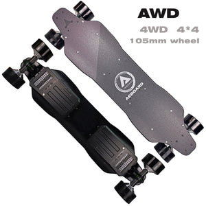 Aeboard AWD Electric Longboard Skateboard.