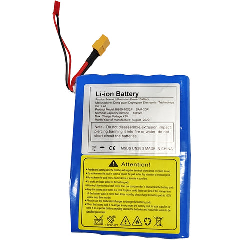 BATTERY PACK (4.0AH BATTERY)