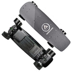 Aeboard AX Mini Airless honeycomb wheels | Quick Removable Battery Case | Electric skateboard