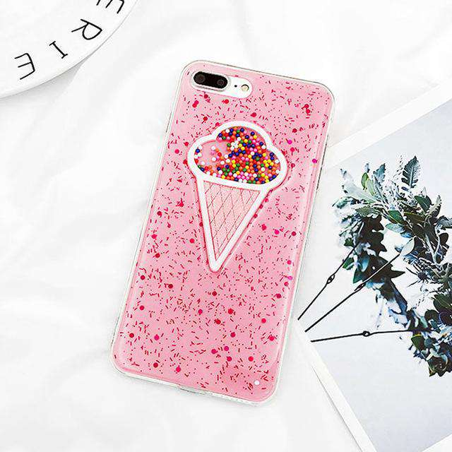 Cute 3D Ice Cream Phone Case - iPhone - Bool