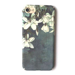 Retro Leaf Phone Case - iPhone - Bool
