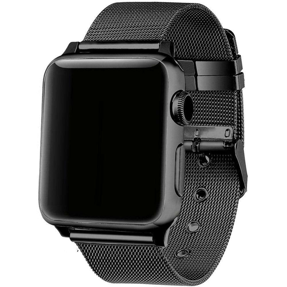 Stainless Steel Apple Watch Buckle Strap - Bool