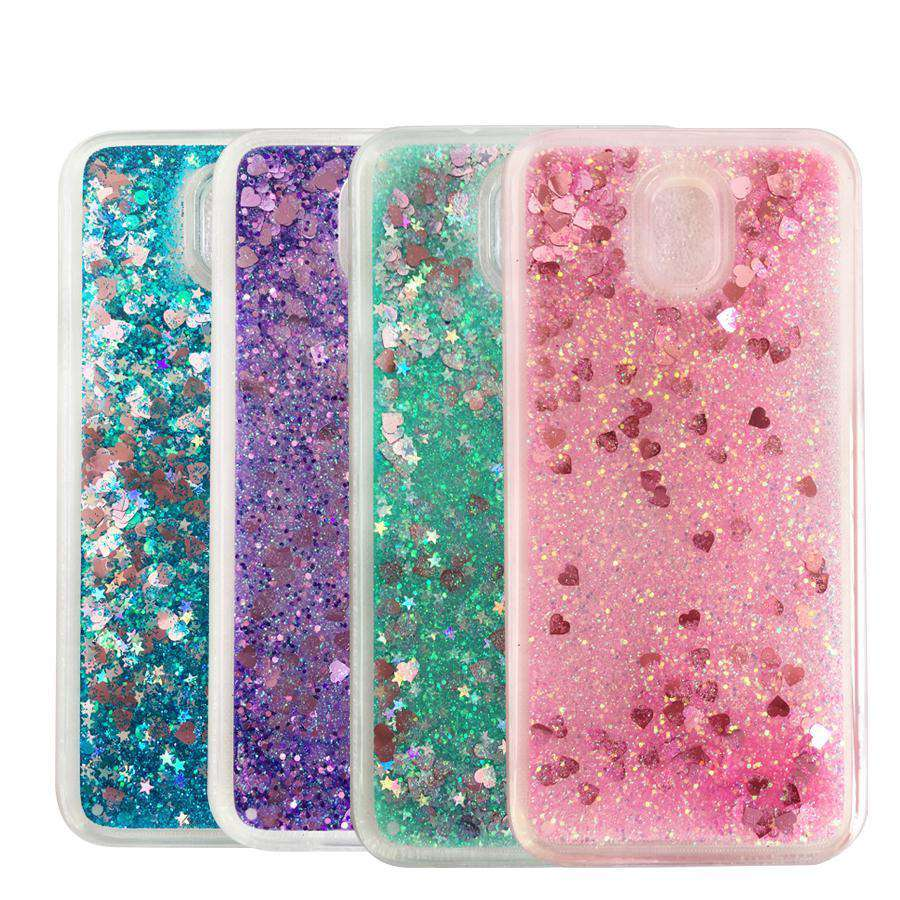 Sparkly Liquid Phone Case - Samsung - Bool