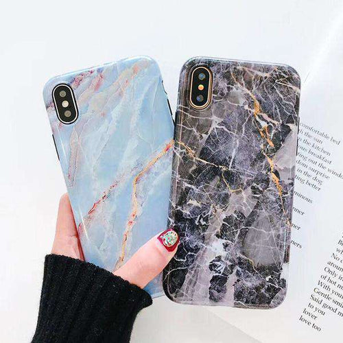 Marble Phone Case - iPhone - Bool