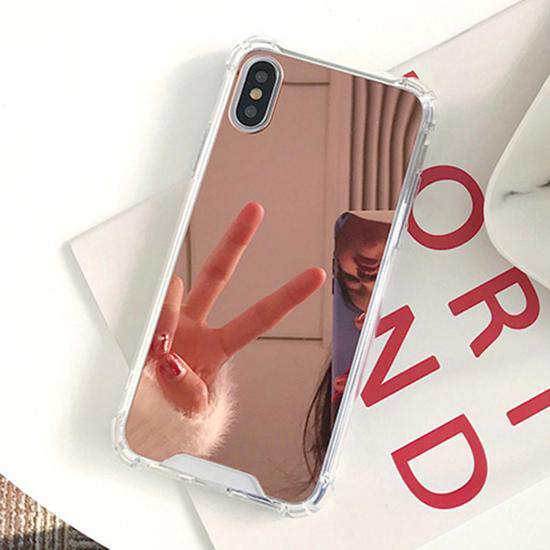 Luxury Mirror Phone Case - iPhone - Bool