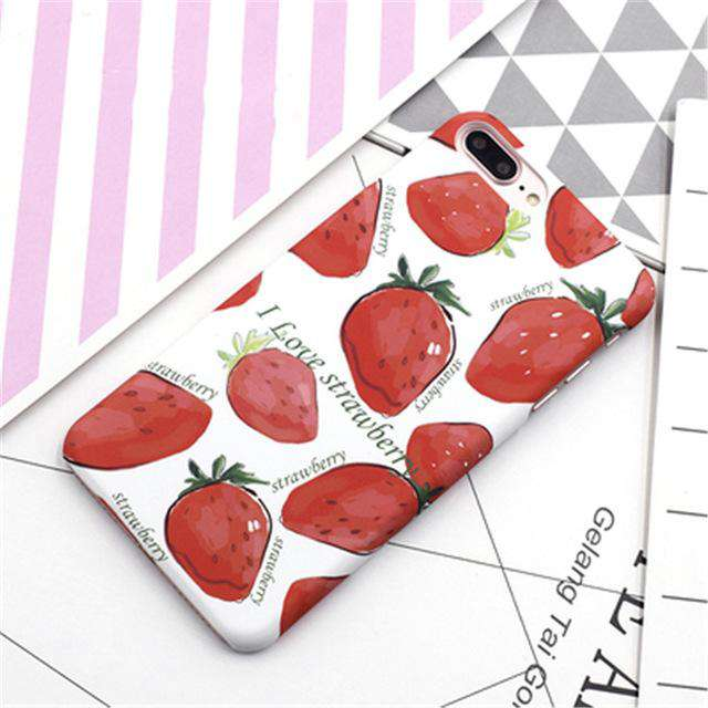 Summer Fruit Phone Case - iPhone - Bool