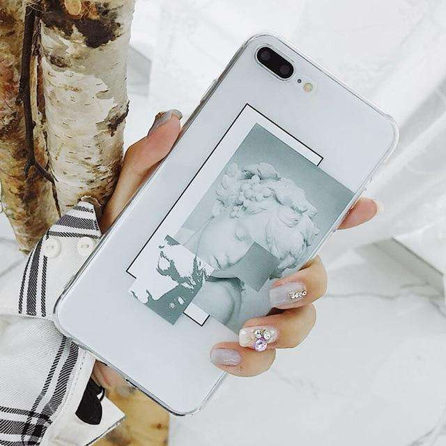 'David' Painted Phone Case - iPhone - Bool