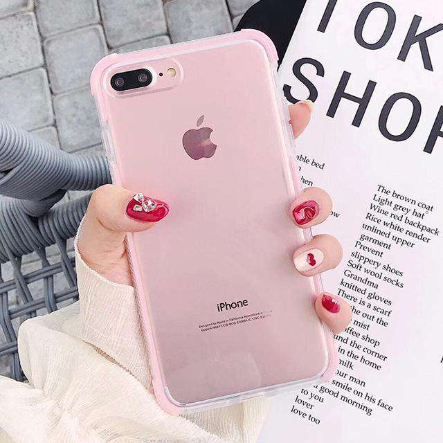 Anti-Knock Phone Case - iPhone - Bool
