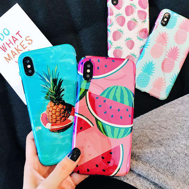 Summer Fruits Phone Case - iPhone - Bool