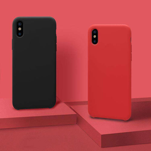 Full Protection Silicone Phone Case - iPhone - Bool