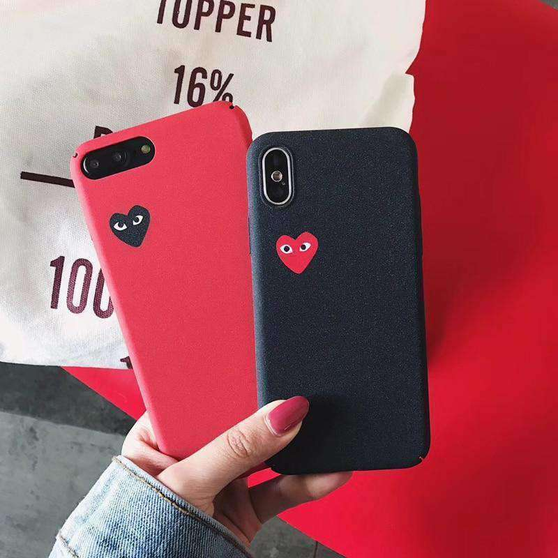 Plain CDG Case - iPhone