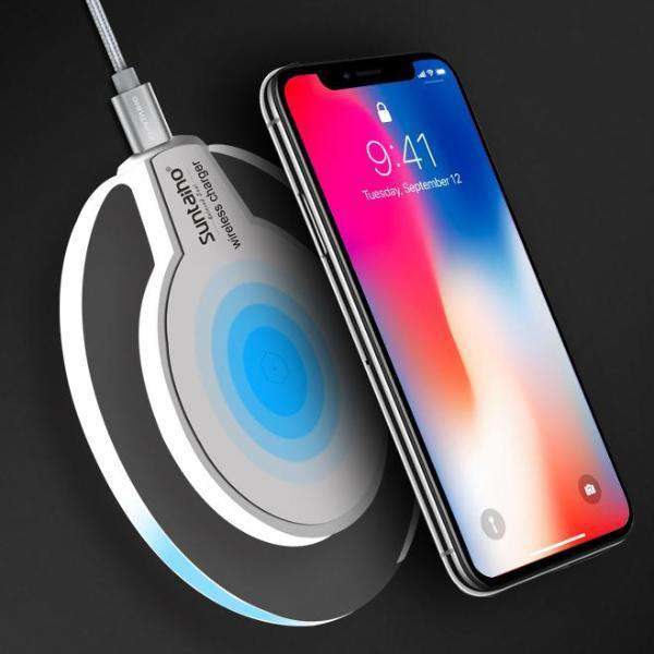 Wireless Charger for Samsung and iPhone - Bool