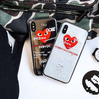 CDG Play Phone Case - iPhone - Bool