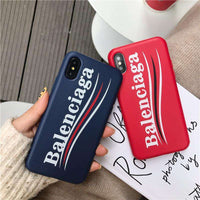 Balenc*aga Phone Case - iPhone - Bool
