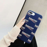 Balenc*aga iPhone Case - Bool