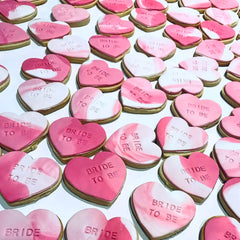 Hens/Bridal Shower Hearts