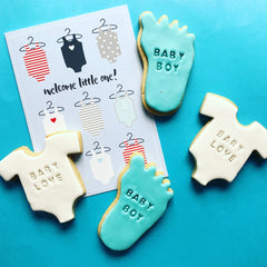 Baby Shower Baby Onesie
