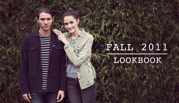 CHECK OUT THE FALL LOOKBOOKS