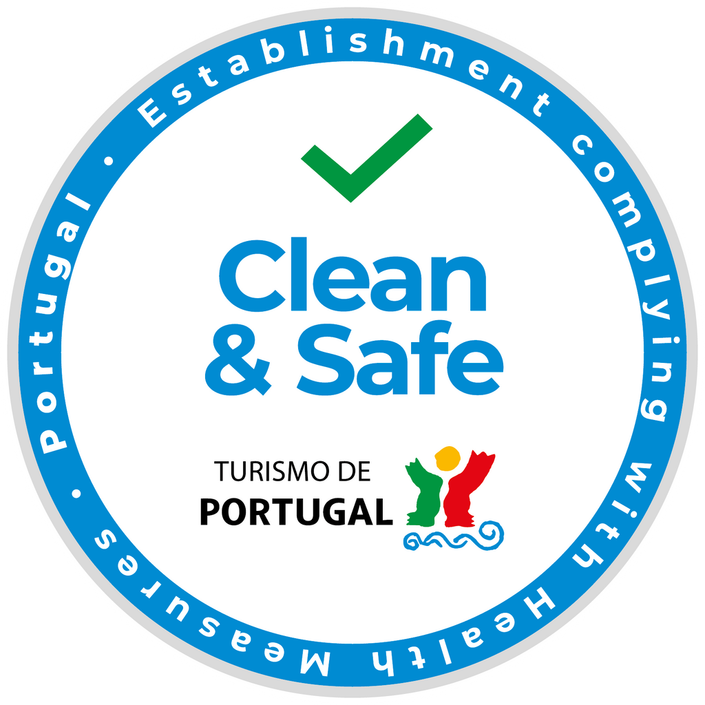 Logotipo Clean and Safe